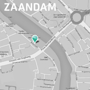 Google map Zaandam